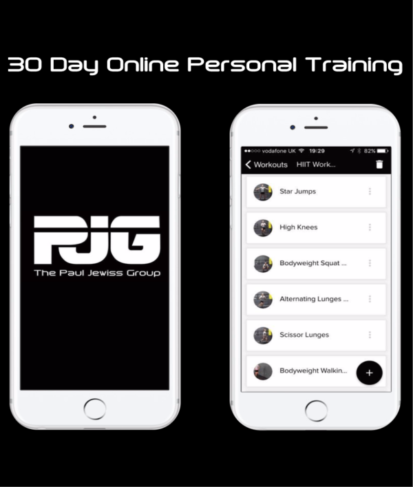 30 day online training by The Paul Jewiss Group